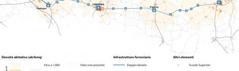 2015. Nota di approfondimento sulle ipotesi di potenziamento della linea ferroviaria Milano–Mantova