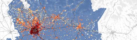 """2015. Corso """"Relazione tra Sistema Territoriale e Sistema della Mobilità"""""""