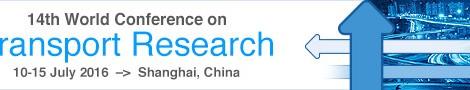(Italiano) SEGNALAZIONE: la ricerca nei trasporti dal WCTR 2016 di Shanghai