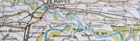 QUAINT's map of the month/4: Quota modale Ferro su totale Spostamenti Motorizzati anno 2011